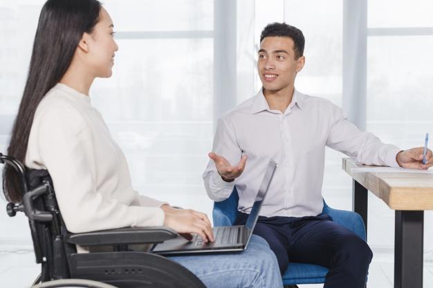 intégration collaborateur handicapé