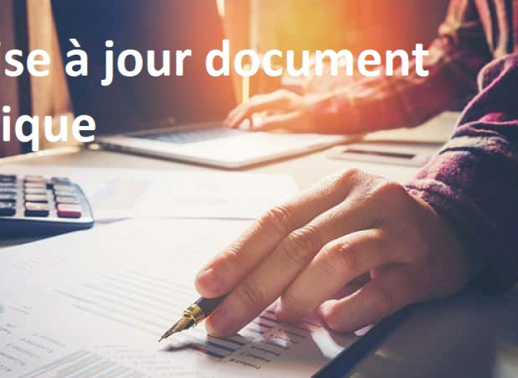 mise a  jour document unique