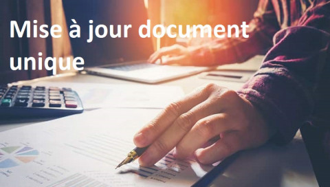 mise a  jour document unique