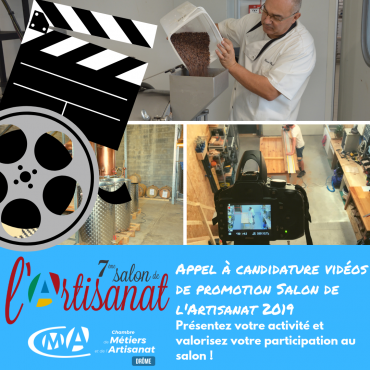 video exposants salon 2019