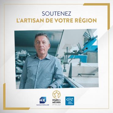 Stars & Métiers 2019 : Jean Pache et fils