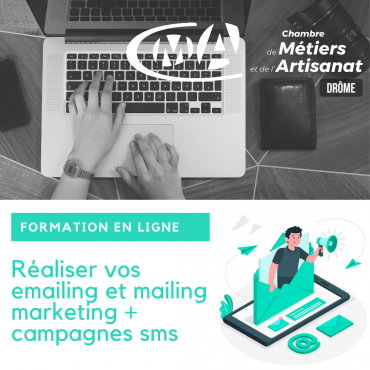 formation emailing newsletter sms