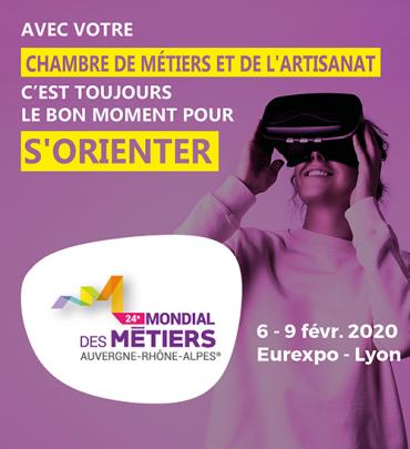 Mondial des Métiers 2020