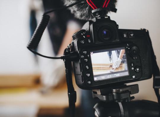 création de vidéo pour le web